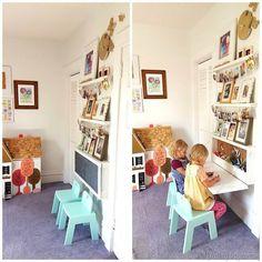 ideas DIY para habitaciones infantiles