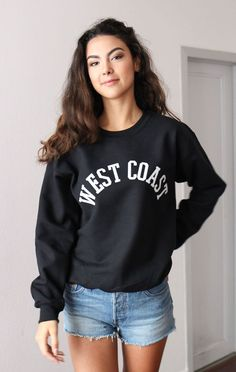 1655bb68ebd Description - Size Guide Details  Oversized crew neck sweatshirt in black  with print featuring