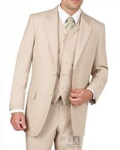 linen vests or coloured vests?