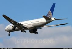 N78001 | Boeing 777-224(ER) | United Airlines | JetPhotos