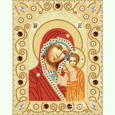 Богородица Казанская НИК-5302