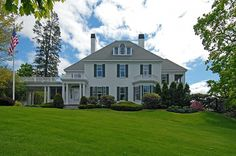 Thayercrest – Stunning 1915 Historic Home in New Hampshire | Exterior