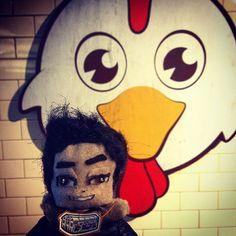 Bok Bok #bigcitychicken #logo #chicken #lilAL @djasiatic