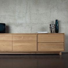 Sideboard TV Möbel Massivholz Eiche I Erhältlich hier: https://plus.google.com/102978069136118801657/about