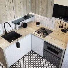 81 smart ways to make the most of a small kitchen ideas 1 Interior Design Interior Design Kitchen Design Ideas interior Kitchen small Smart ways Kitchen Room Design, Studio Kitchen, Kitchen Sets, Interior Design Kitchen, Kitchen Decor, Kitchen Small, Modern Small Kitchen Design, Micro Kitchen, Eclectic Kitchen