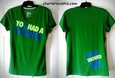 nike shirts with sayings women   nike you had a chance then i showed up t shirt motivational shirt