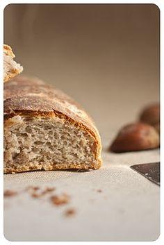 bread (wish I could read the recipe)