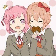 Nibbling Natsuki's Cookie : DDLC