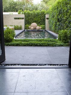 Contemporary Landscape Design, Pictures, Remodel, Decor and Ideas