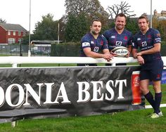 CALEDONIA BEST - London Scottish has unveiled Caledonia Best as the official beer of the English Championship club. The landmark two year sponsorship with the Scottish brewing giant will kick-off this weekend and with Tennent Caledonian Breweries having their famous brands proudly promoted around the Athletic Ground. Tennent Caledonian Breweries will be part of the rugby club's 'Best of Scottish' portfolio which helps iconic Scottish brands showcase their products outside Scotland.