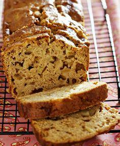 Prăjitură olandeză cu mere | Retete culinare - Romanesti si din Bucataria internationala Loaf Cake, Sweet Bread, Apples, Banana Bread, Tea Party, Breads, Bakery, Goodies, Cooking Recipes