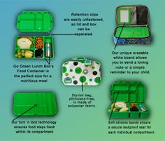 Born 2 impress: Born 2 Impress Summer Must Have Products- Go Green Lunch Box Review and Giveaway ( Rafflecopter)
