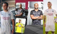 Al Sadd SC 2021/22 PUMA Home and Away Kits