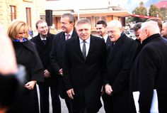 Oslavy 95. výročia narodenia Alexandra Dubčeka v Uhrovci Zdroj: Lucia Pušicová