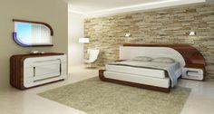 15 Dazzling Modern Bedroom Furniture Set to Blow you Away Modern Bedroom Furniture Sets, Bed Furniture, Furniture Dolly, Furniture Ideas, Wardrobe Design Bedroom, Bedroom Bed Design, Bed Back Design, Double Bed Designs, Living Room Table Sets