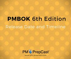 A brief overview of the release date for Guide Edition and how this affects the PMP Exam. Pmp Exam, Exams Tips, Release Date, Project Management, Timeline, Need To Know, How To Find Out, Change, Learning
