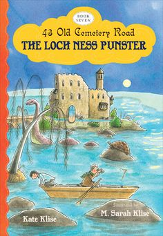 The Loch Ness Punster Old Cemetery Road) Harcourt Brace and Company Best Books List, Best Books To Read, Good Books, My Books, Albin Michel, Summer Vacation Spots, The Loch, Budget Book, Old Cemeteries