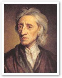 John Locke is geboren op 29 augustus 1632 in Wrington, Somerset, Engeland. Hij is gestorven op 28 oktober 1704 .Volgens John Locke was iedereen vrij en gelijk. De natuur vond de een niet beter dan de ander voor de natuur is/was iedereen gelijk van nature → natuurrechten.