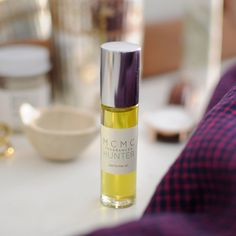 MCMC Fragrances is a Brooklyn-based company that produces products that are carefully crafted in small batches and hand-bottled. These Perfume Oils are available in 8 unique scents. Fits perfectly in a purse and is a great travel size.