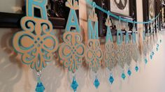 Eid/Ramadan/Hajj Banner with Gold Accents by EccentricDesigns102