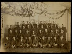 Officers of the King's 5th Battalion Liverpool Regiment 2