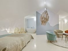 Penthouse Thermae by Elisabeth Hölzl with private jacuzzi