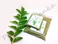 Air Dried Curry Leaves Powder 100% Organic Herbal No gmo Asian cuisine spices