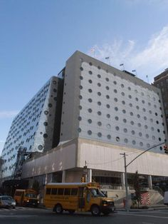Docomomoのマリタイムホテルに関する記事。 Maritime Hotel / Joseph Curran Annex