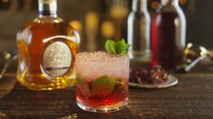 The blend of tequila and hibiscus is the perfect way to celebrate. Learn how to make this delicious recipe!  Presented by Casa Noble Tequila.