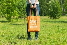 Canvas Bag Mockup by bulbfish on Envato Elements