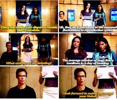 The Flash - Wells, Caitlin and Cisco #1.6 #Season1