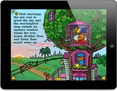 The Berenstain Bears Get In a Fight - byWanderful interactive storybooks
