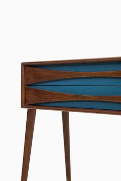 Drawer in teak in the manner of Arne Vodder at Studio Schalling