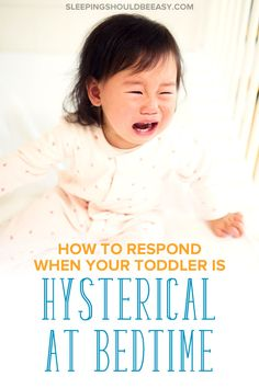 Is your toddler hysterical at bedtime? Nighttime tantrums can quickly wear out even the most patient of parents. If your toddler is screaming at night for hours try these tips to have them stay in bed and sleep soundly in no time. Toddler Routine, Bedtime Routine, Outdoor Toys For Toddlers, Children Will Listen, Toddler Bedtime, Kids Sleep