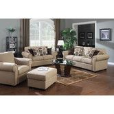 Found it at Wayfair - Bettina Living Room Collection_neutral pallette living area