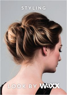 Bekijk de video op www.thehairguru.com, watch the step by step video. #collection2017waxx #waxx #hairtrends2017 #happyhair #haar #hair #coupe #cut #haarschnitt #haarkleur #haarmode #haarkleuring #haarkleuren #haar2017 #hairupdate   #twist #braid #twistsandbraids #glamour #styling #updo #hairdo #partyhair #partylook #easystyling #businesswoman #redcarpet #redcarpethair #weddinghair #bridalhair