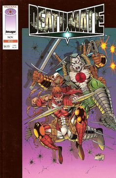 A cover gallery for the comic book Rob Liefeld Covers Rob Liefeld, Todd Mcfarlane, Jim Lee, Classic Comics, Image Comics, Cover, Projects To Try, Comic Books, Drawings