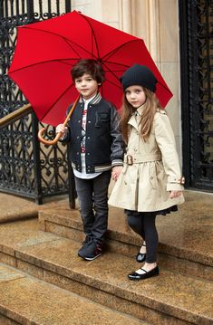 Back-to-school styles from Ralph Lauren Kids for the Fall season ahead