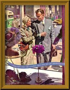 Harry Anderson - Ladies Home Journal ad