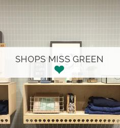 Homepage - Miss Green