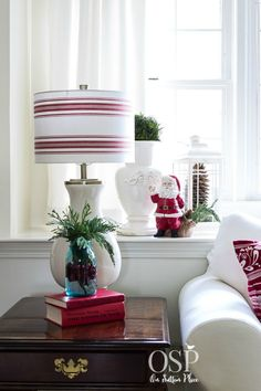 Christmas Home Tour | On Sutton Place | DIY Ideas, decor and easy crafts to help bring Christmas into your home!