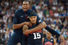 cool Rio Olympics 2016: Can Carmelo Anthony and Kevin Durant Lead USA Basketball to Gold?