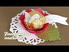 ▶ Anleitung - Ferrero Rocher verschönern - YouTube