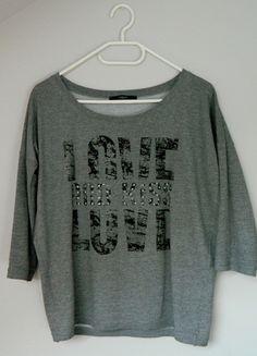 Kup mój przedmiot na #vintedpl http://www.vinted.pl/damska-odziez/bluzki-z-3-slash-4-rekawami/10304504-szara-bluzka-reserved