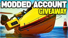 GTA 5 Online: MODDED ACCOUNT GIVEAWAY! #13 (GTA 5 Modded Accounts)
