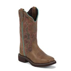 Justin Gypsy Women's Square Toe Western Boots...my next pair of boots!!