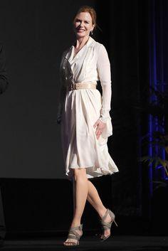 Actress Nicole Kidman accepts the Cinema Vanguard Award during the 2011 Santa Barbara International Film Festival held at the Arlington Theater on February 5, 2011 in Santa Barbara, California.