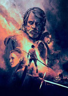 Star Wars: The Last Jedi - Ignacio RC