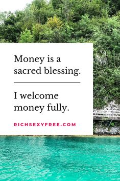 Prosperity Affirmations, Affirmations For Women, Self Love Affirmations, Money Affirmations, Affirmation Quotes, Encouragement Quotes, Miracle Morning, My Dream Came True, Money Quotes