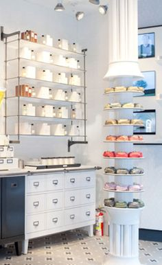 Retail Details Blog Store Displays Fresh Store NYC April May 2012 Visual Merchandising
